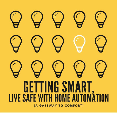 Make life easier with Home Automation